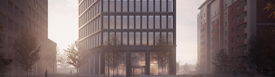 LOGIK DEVELOPMENTS SUBMITS PLANNING FOR BARING STREET